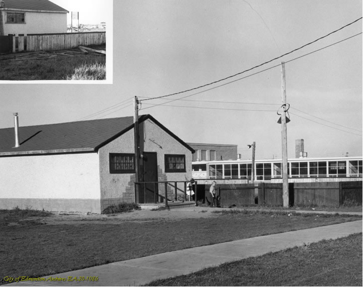 Newton Rink and Club House 1960